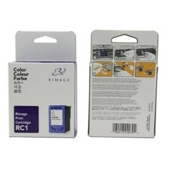 CARTOUCHE RIMAGE COULEUR RC1 for 380i - 480i - 2000i CAPACITE 17ml 300 IMPRESSIONS - Ref 203339-001