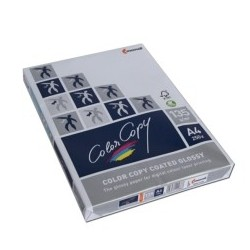 PAPIER COLOR COPY GLOSSY LASER BRILLANT A4 200g - PAQUET DE 250 FEUILL VENDU PAR 5