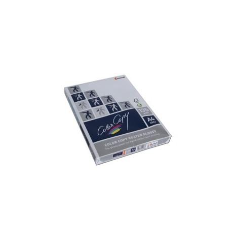 PAPIER COLOR COPY GLOSSY LASER BRILLANT A4 200g - PAQUET DE 250 FEUILL VENDU PAR 5