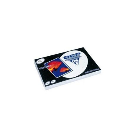 PAPIER DCP CLAIREFONTAINE BRILLANT A4 170g RAMETTE DE 250 FEUILLES