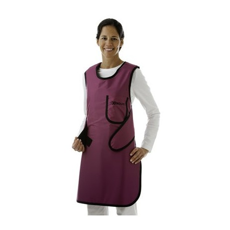Tablier demi-chasuble 10Q Chirurgien Strada Lead Free