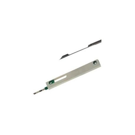 AIGUILLE POUR PISTOLET PRO-MAG ULTRA 18G (1,2mm) x 10cm (BOITE DE 10)