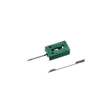AIGUILLE TRU CORE I 14G (2,0mm) x 10cm (BOITE DE 10) AIGUILLE CO-AXIALE EN OPTION