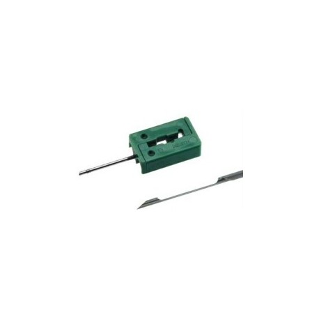 AIGUILLE TRU CORE I 18G (1,2mm) x 10cm (BOITE DE 10) AIGUILLE CO-AXIALE EN OPTION