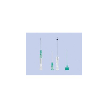 CATHETER KIT COURT INTROCAN SAFETY 32mm G18W DIAM EXT 1,3mm - AILETTES Bo te de 50