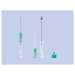 CATHETER KIT COURT INTROCAN SAFETY 25mm G22W DIAM EXT 0,9mm - AILETTES Bo te de 50