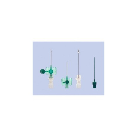 CATHETER KIT COURT VASOFIX SAFETY POLYURETHANE 25mm G22 DIAM EXT 0,9mm Bo te de 50