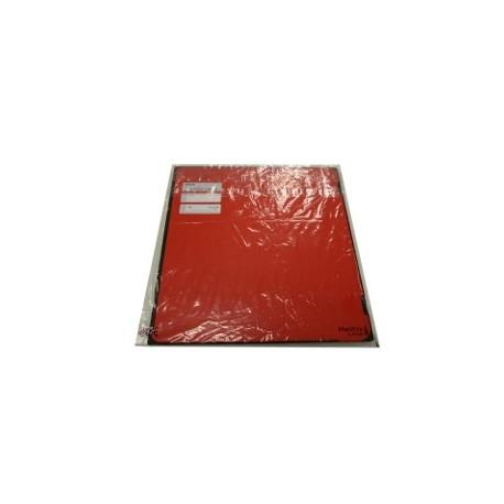 HOUSSE HELTIS LINE PROTECTION K7 44x50cm SANS RABAT / 2 RLX 500 MANDRIN 50mm / PEBD TRANSPARENT 30micro