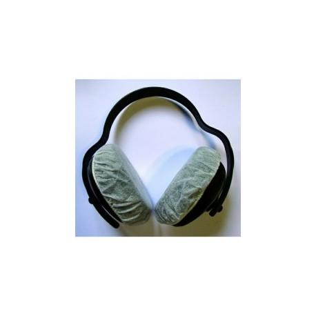 BONNETTE HYGIENIQUE CASQUE AUDIO - DIMMAX : H 13 x la 11 x P 4cm Bo te de 100 paires - Taille 20