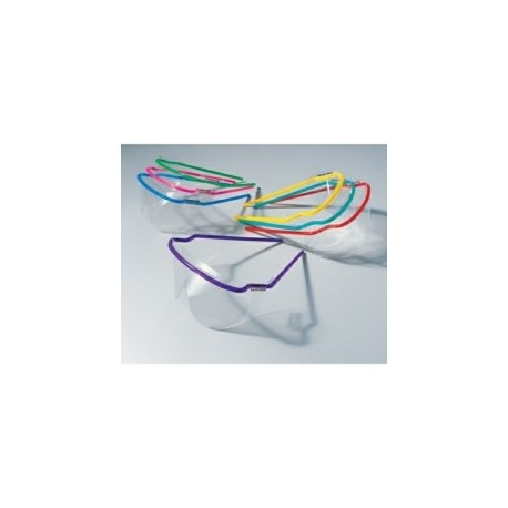 MONTURE LUNETTE DE PROTECTION SAFEVIEW - TOUS COLORIS Bo te de 100