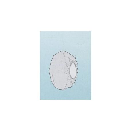 CHARLOTTE RONDE DIAMETRE 85cm STERILE (CARTON DE 100)
