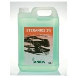 STERANIOS 2 % - DESINFECTANT TOTAL A FROID DES INSTRUMENTS BIDON 5L