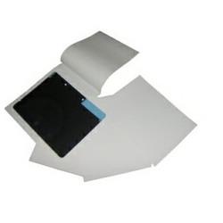 CAVALIER INTERCALAIRE BLANC 80g pour Film 18x24 - Ferme sur 1 cote CARTON DE 250