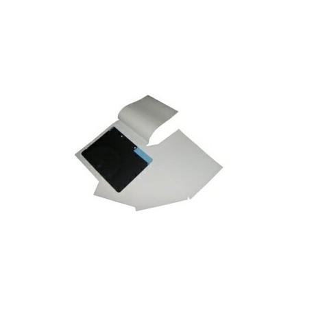 CAVALIER INTERCALAIRE BLANC 80g pour Film 36x43 - Ferme sur 2 cotes CARTON DE 250