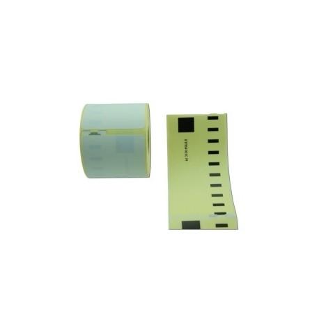 Rlx 220 Etiquettes Thermiques 54x101 Compatibles DYMO/SEIKO Diam 75mm MANDRIN 25mm -